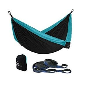Other - Double portable camping hammock